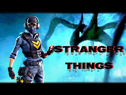 HOW TO COMPLETE ESCAPE THE WORLD OF STRANGER THINGS CODE BY QUENTHEIN : FORTNITE CREATIVE