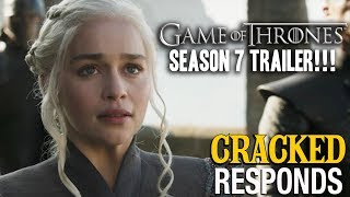 The Game Of Thrones Trailer Is Here And We've Got Theories