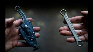 Нож из ГАЕЧНОГО КЛЮЧА? Почти...