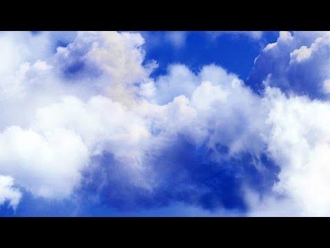 Puffy Clouds Flight Through - Free HD Footage