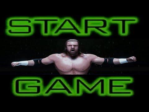 WWE 2K18 Triple H with