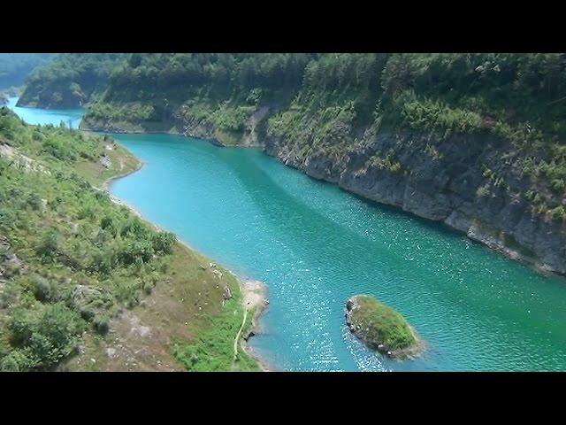 Italy, Lake Garda, Lake Ledro, Lake Idro, Lake Valvestino, Gargnano
