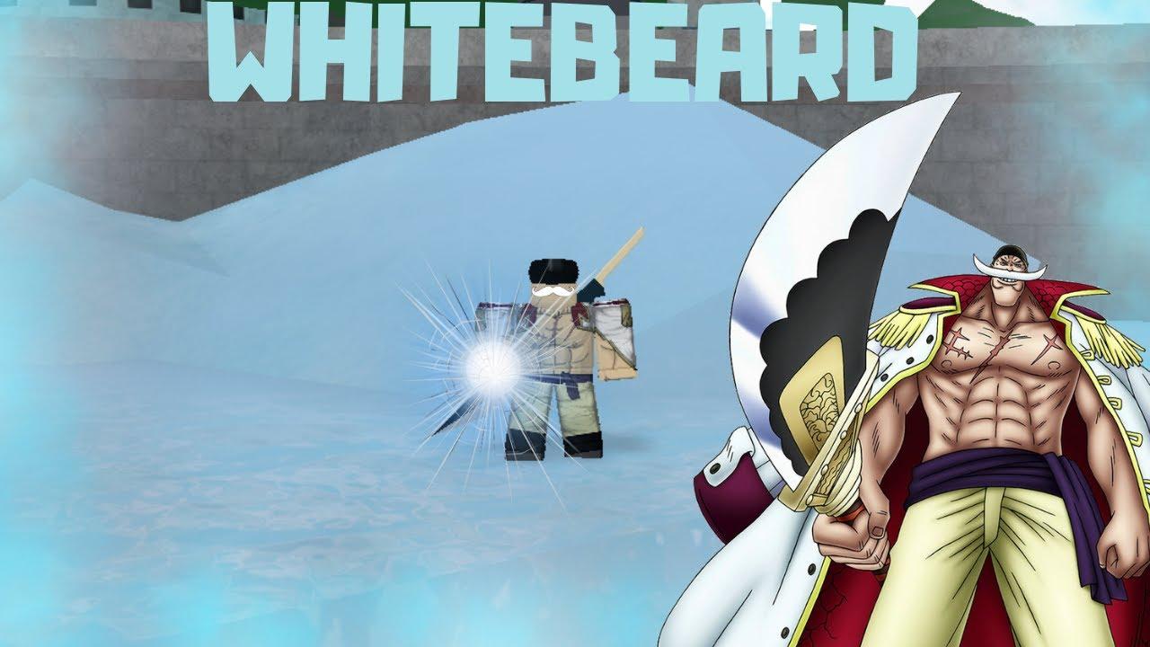Whitebeard Breaks All Anime Cross 2 Youtube