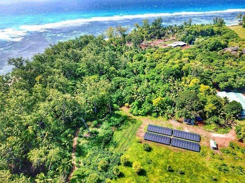 Seychelles | Denis Private Island makes big leap into renewable energy