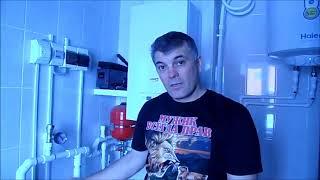 видео Выбор и установка электрокотлов для отопления дома