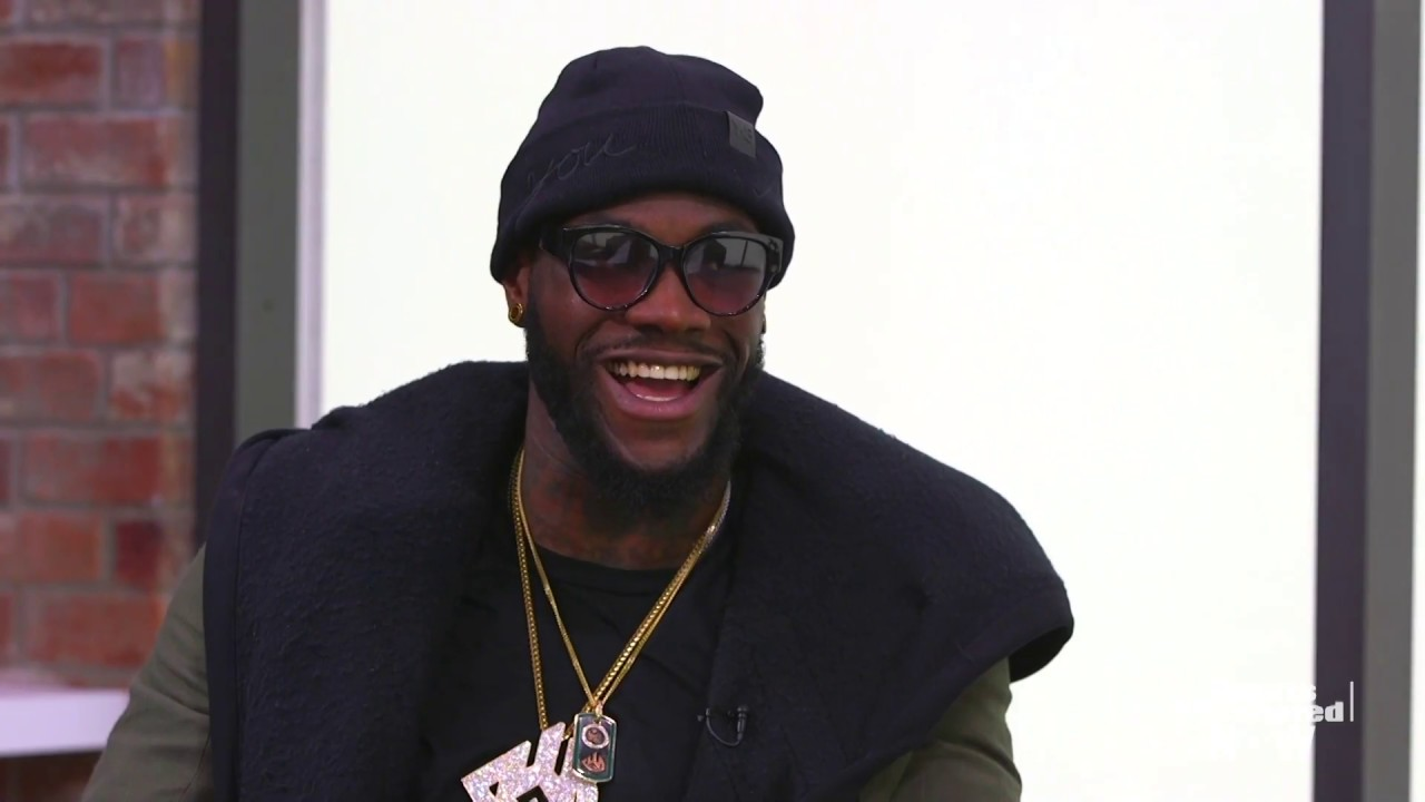 Deontay Wilder Talks Tyson Fury Rematch, Rips Floyd Mayweather & Challenges Anthony Joshua