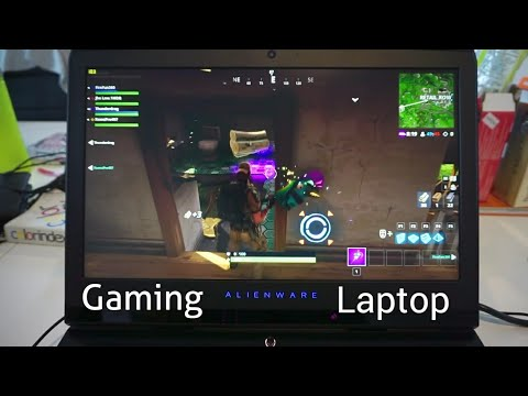 Alienware 17 R5 Gaming Laptop (Review)