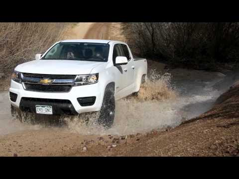 Chevy Colorado On Raceline Wheels Amp King Shocks Falken