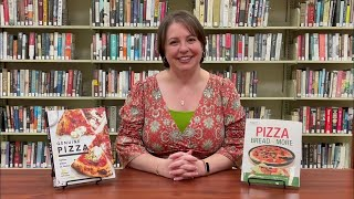 @ Home with Your Library: Homemade Pizza Dough with Dione