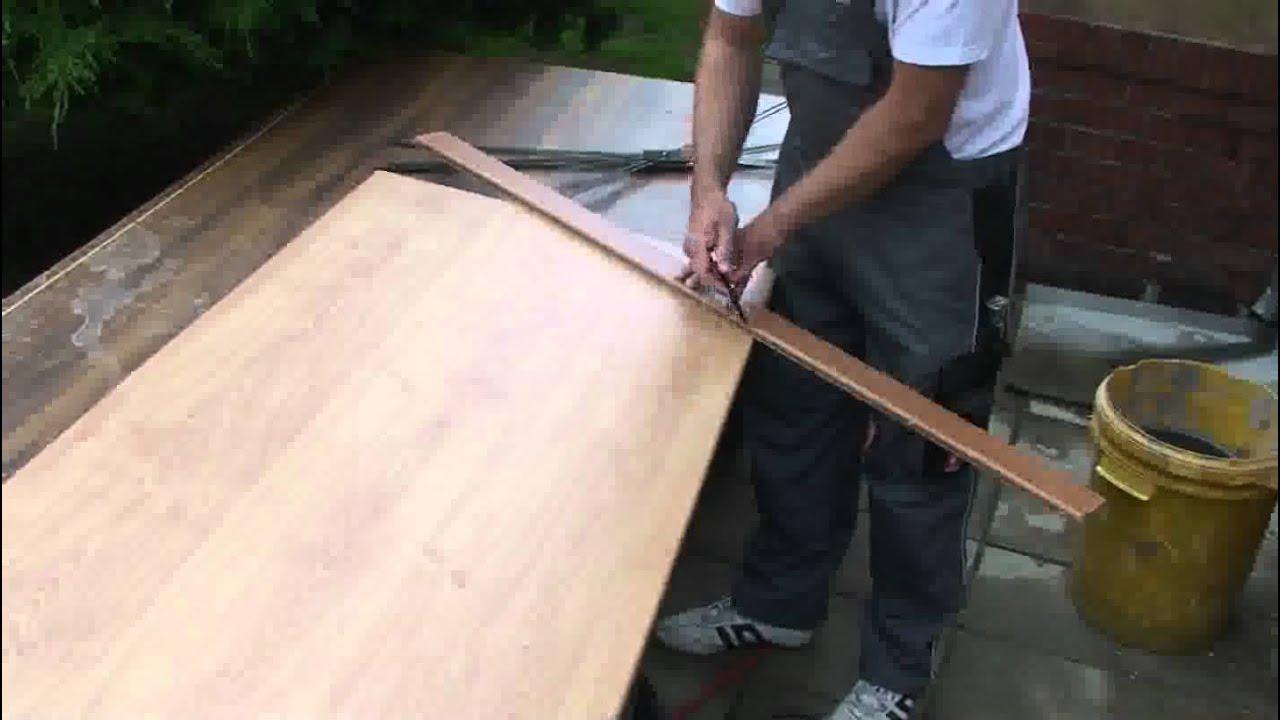 treppenrenovierung treppensanierung selber machen / anleitung - youtube