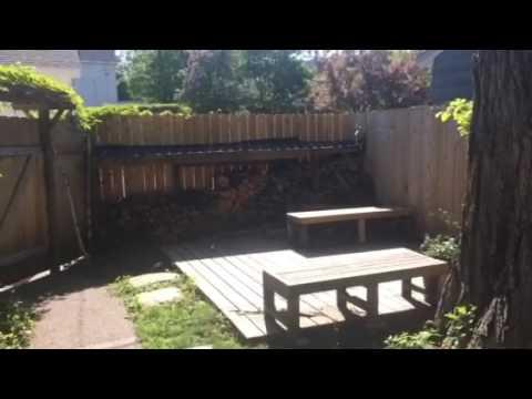Minneapolis Backyard Sauna