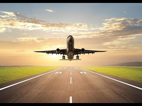 Airplane Take Off and Landing ...., How a Airplane Taking ...