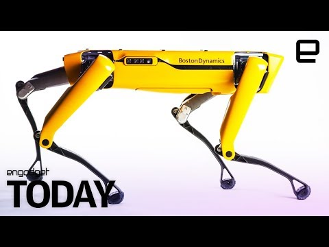 Boston Dynamics' SpotMini