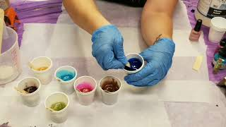 Resin Painting for Beginners