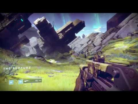 Destiny 2 | Full playthrough Part 05 (Titan) - The Moon of Jupiter IO | 1080p HD | PS4/Xbox One/PC