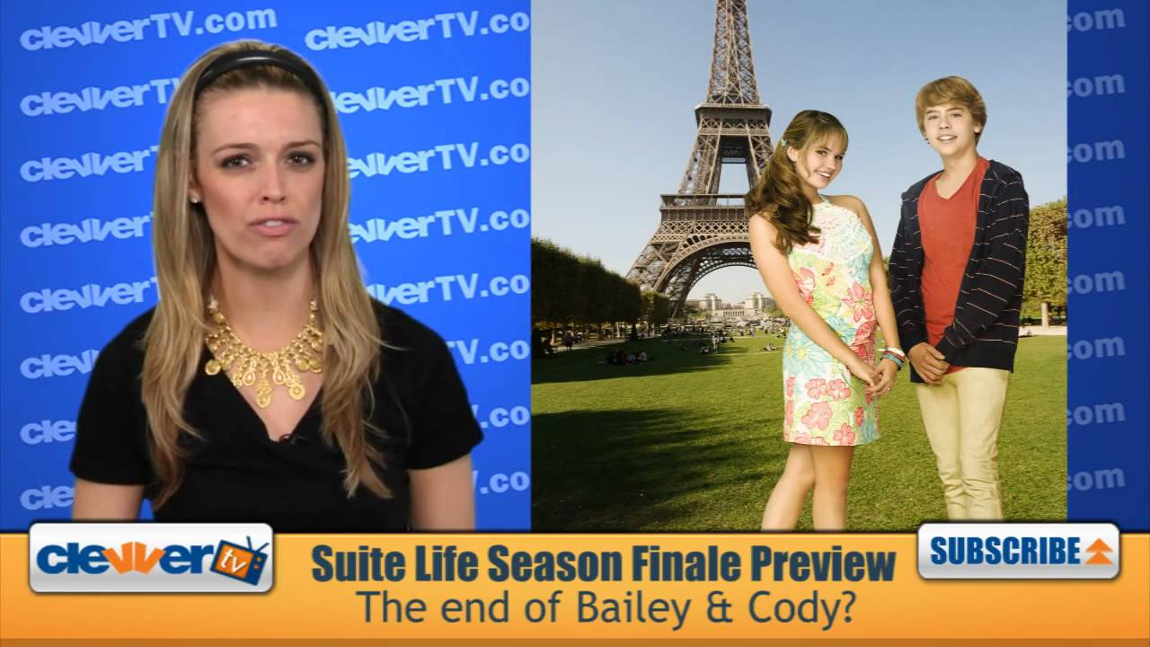The Suite Life on Deck Season Finale Preview - YouTube