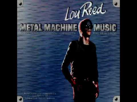 Metal Machine Music - Lou Reed (1975) (Full Album)