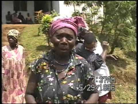 EPIE KIDS TO CAMEROON   1996 1