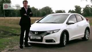 Тест-Драйв. NEW Honda Civic test drive test-drive