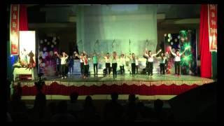 [4K Video] HÃY RA ĐI NHƯ NGƯỜI SAMARI - GLV Giáo Xứ Long Điền | Hoàng Long |