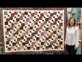 Quick, Easy, Fancy! FREE PATTERN Disappearing Nine Patch Quilt!