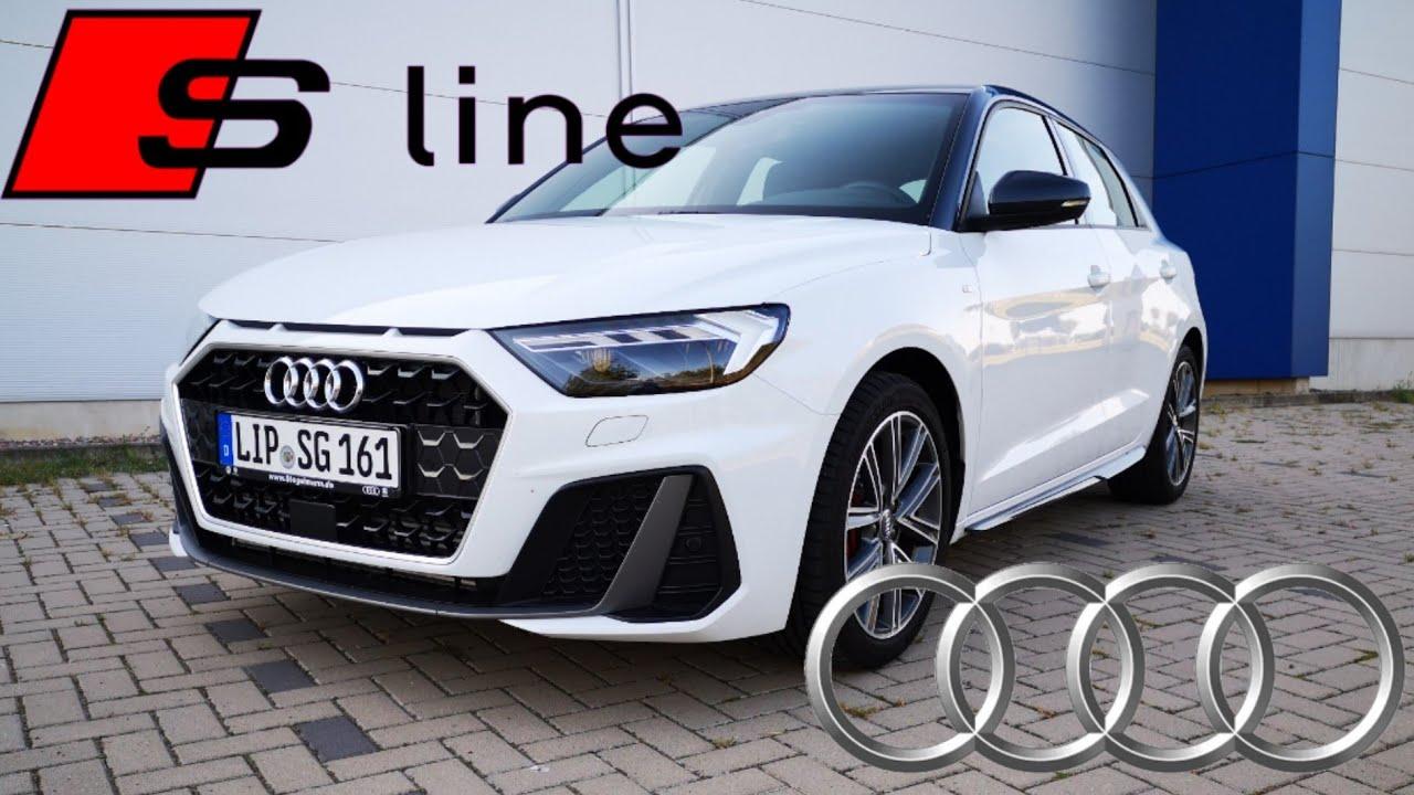 Review 2019 Audi A1 Sportback 40 Tfsi S Line 200 Ps Ein S1 Light