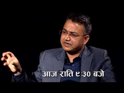 Sudhir Sharma in TOUGH talk with Dil Bhusan Pathak