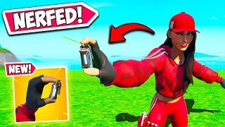 *UPDATE* GRENADES HAVE BEEN NERFED!! - Fortnite Funny Fails and WTF Moments! #740