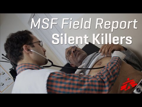 Silent Killers: Treating Chronic Diseases Among Syrian and Jordanian Patients