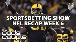 The Odds Couple | NFL Week 6 Picks and Friday Roundup