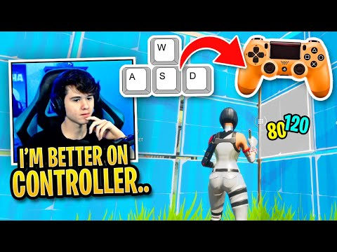 Bugha PROMISES He Is SWITCHING To Controller & Explains Why! (Fortnite)