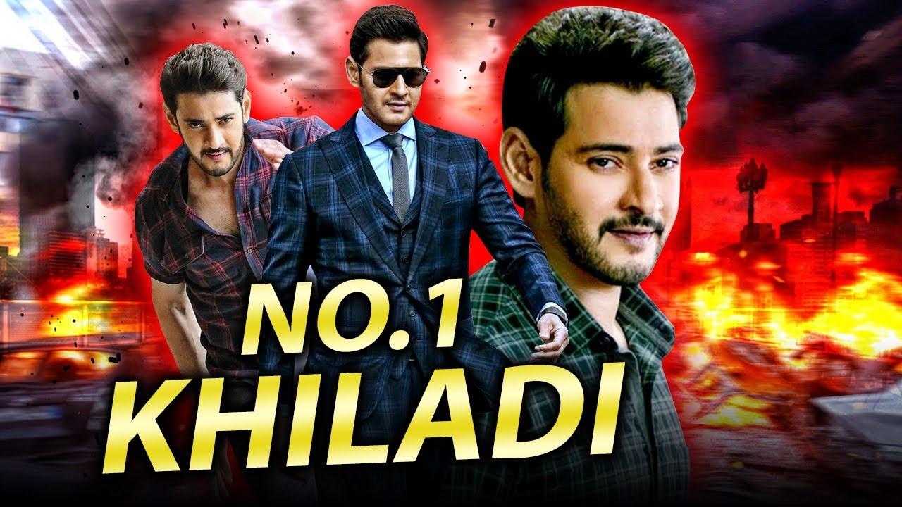 Ak Tha Khiladi Moovi Hindi: No. 1 Khiladi 2019 Telugu Hindi Dubbed Full Movie