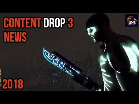 Dying Light Dlc - Content Drop 3 News   Future Content And Prediction   2018