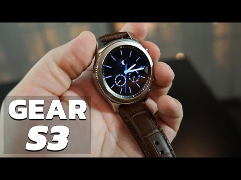 Meet the Samsung Gear S3