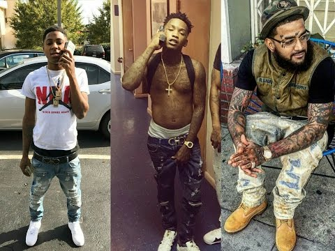 Pablo El Chapo Tells The Story About 'Scotty Cain' Making NBA YoungBoy Cry In The Studio