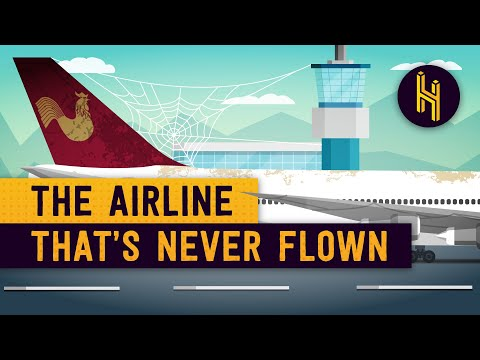 The 30 Year-Old Airline That's Never Flown thumbnail