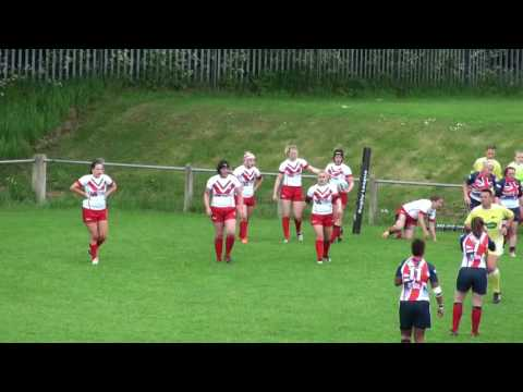 22-5-16 Womens Associations Cup: England Universities & Colleges v GB Teachers