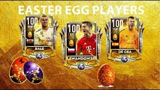 FIFA Mobile 19 - New Easter Egg Event is Here! Pack Opening OMG 100 De Gea Players!