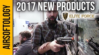 Elite Force / Umarex Airsoft New Products - 2017 | Airsoftology SHOT Show