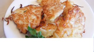 Куриное филе в кляре из картофеля