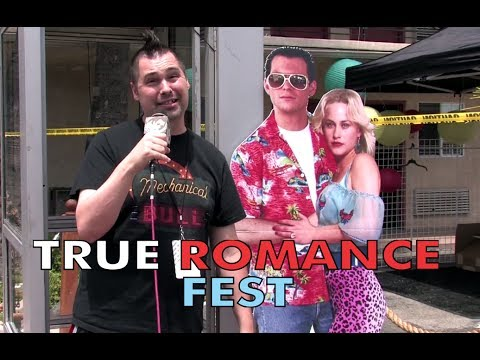 True Romance Fest – Interviews & Festival Part #1 (2014) JoBlo.com HD