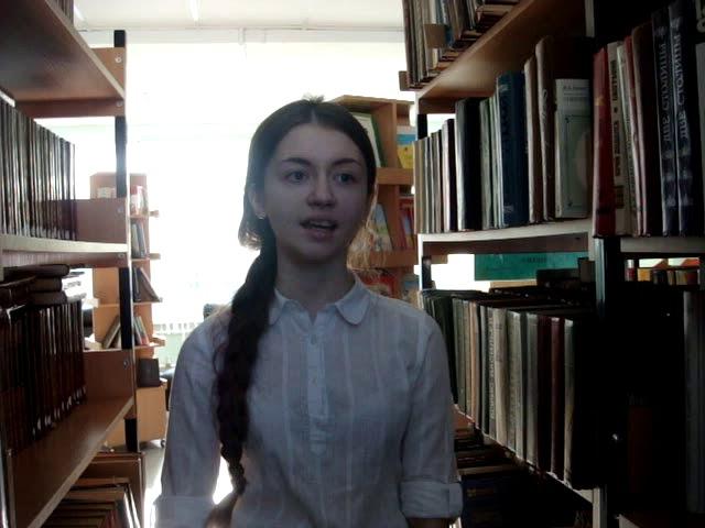 Изображение предпросмотра прочтения – МарияМишина читает произведение «Я жду призыва» А.А.Блока