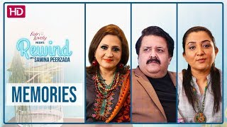Asma Abbas | Nadia Afgan | Rehan Sheikh | Best of Rewind With Samina Peerzada