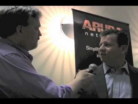 Aruba Networks Discusses Connectivity and Wireless