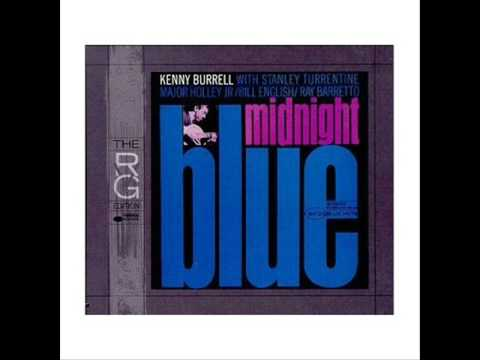Kenny Burrell - Saturday Night Blues