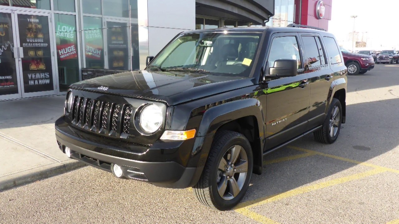 2015 Jeep Patriot Sport for Melvin - Eastside Dodge - Calgary ...