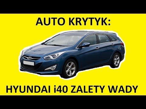 Hyundai I40 Opinie, Zalety, Wady, Usterki, Test, Cena, Spalanie, Rozrząd, Forum. #AutoKrytyk