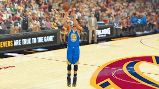 Can Stephen Curry Defeat The Cleveland Cavaliers Shooting 3 Pointers Only?