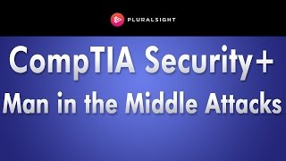 CompTIA Security+ Man In the Middle Attacks