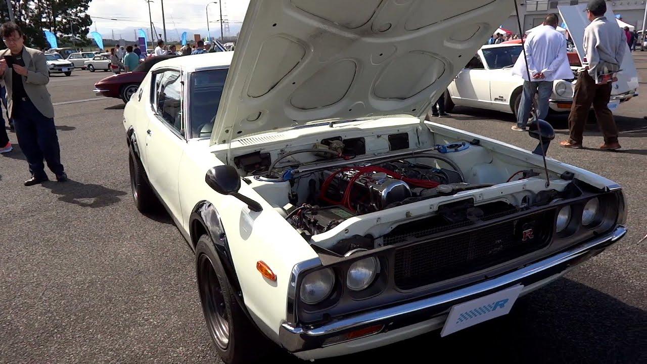 Nissan skyline gtr 1975 gt r 1975 nissan skyline gtr 1975 gt r 1975 gtr youtube vanachro Choice Image